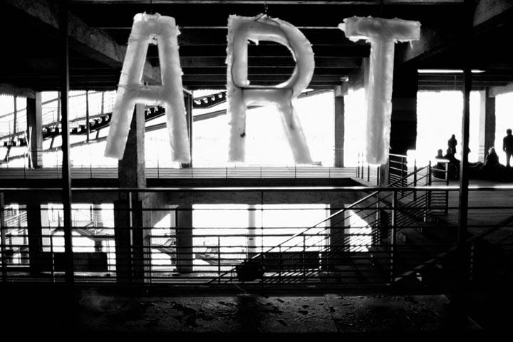 "Gerardo DiCrola (Galerie Ma Collection) ""ART 1975-2010"""